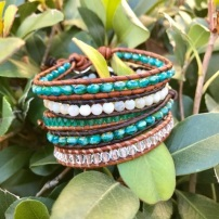 With Love Wrap Bracelets